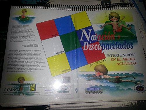 9788480132312: Natacion y Discapacitados (Spanish Edition)