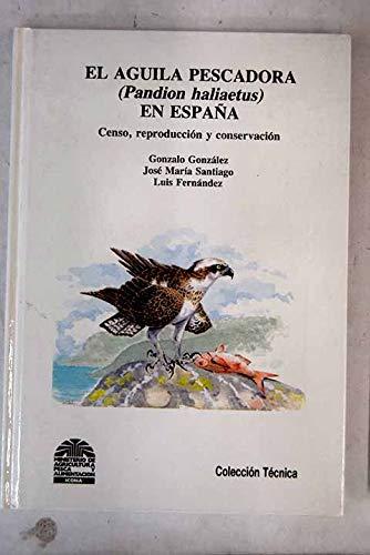 9788480140300: INVENTARIO DEL AGUILA PESCADORA EN ESPAÑA