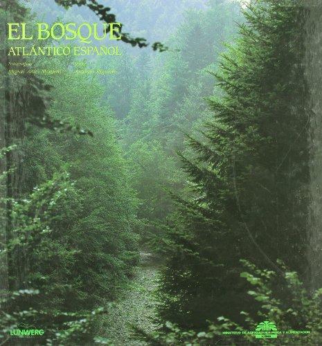 9788480140348: El Bosque Atlantico Español