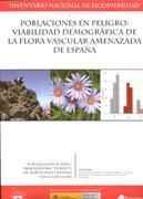 9788480147460: POBLACIONES EN PELIGRO: VIABILIDAD DEMOGRAFICA DE LA FLORA VASCUL AR AMENAZADA DE ESPAÑA