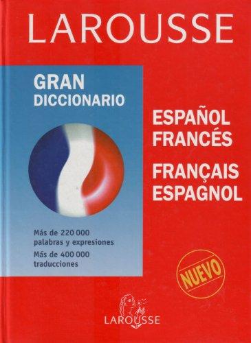 9788480163392: Gran Diccionario Larousse Español-Francés/ Français-Español (Lengua Francesa / French Language)