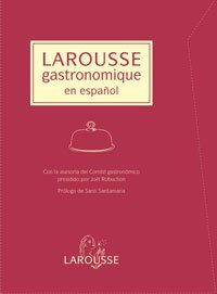 9788480164344: Larousse gastronomique en espanol / Larousse Gastronomique in Spanish