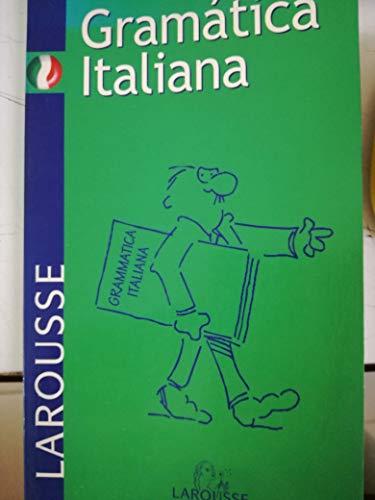 9788480164795: Gramatica Italiana / Italian Grammar (Lengua Italiana) (Spanish Edition)