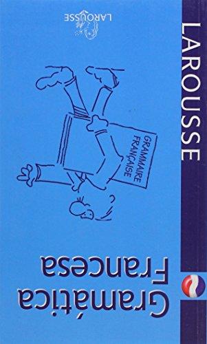 9788480164887: Gramatica Francesa (Larousse Practicos)