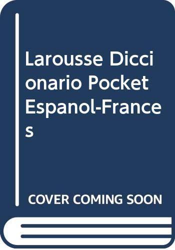 9788480165112: Larousse Diccionario Pocket Espanol-Frances (Spanish Edition)
