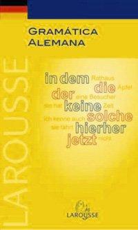 9788480165464: Gramatica alemana/ German Grammar (Spanish Edition)