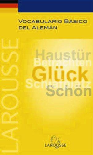 9788480165471: Vocabulario basico del Aleman/ Basic German Vocabulary (Manuales Practicos/ Practical Manuals) (Spanish Edition)