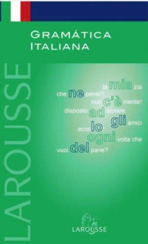 9788480165495: Gramatica italiana/ Study Aid Italian Grammar (Spanish Edition)