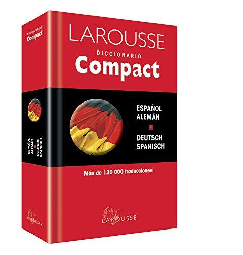 9788480166799: Larousse diccionario Compact Deutsch-Spanisch Espanol-Aleman / Larousse Compact Dictionary Spanish-German (Spanish and German Edition)