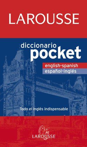 9788480167277: Larousse diccionario pocket english-spanish espanol-ingles / Larousse Pocket Dictionary English-Spanish Spanish-English (Spanish and English Edition)