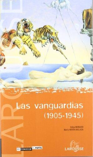 9788480168274: Vanguardias, las (1905-1945) (Reconocer El Arte)