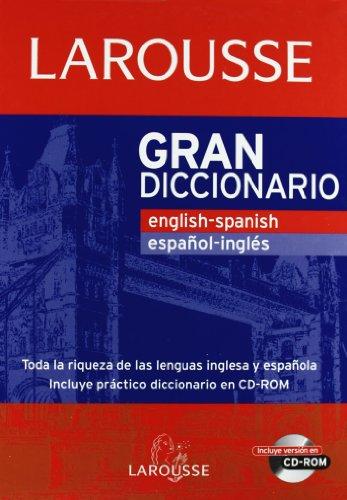 9788480168472: Gran Diccionario English-Spanish / Español-Ingles (Larousse - Lengua Inglesa - Diccionarios Generales)