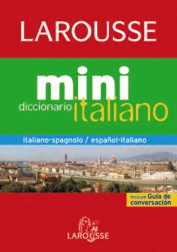 9788480168953: Mini diccionario italiano-espanol, espanol-italiano / Mini Dictionary Spanish-Italian, Italian-Spanish (Spanish and Italian Edition)