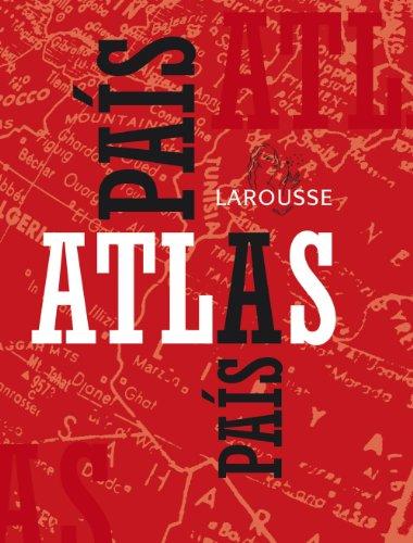 9788480168977: Atlas pais a pais / Atlas Country to Country (Spanish Edition)