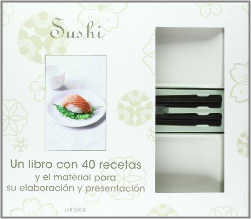 9788480169202: Sushi (Larousse - Libros Ilustrados/ Prácticos - Gastronomía)