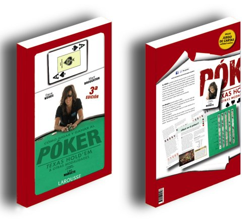 9788480169318: Cómo jugar y ganar al póker (Estuche) (Larousse - Libros Ilustrados/ Prácticos - Ocio Y Naturaleza - Ocio)