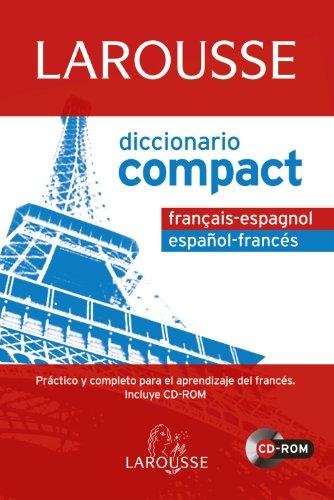 9788480169509: Larousse diccionario compact Francais-Espagnol Espanol-Frances / Spanish-French Compact Dictionary (Spanish Edition)