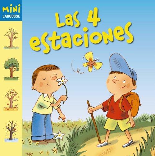 9788480169561: Coleccion Mini Larousse: LAS 4 Estaciones (Spanish Edition)