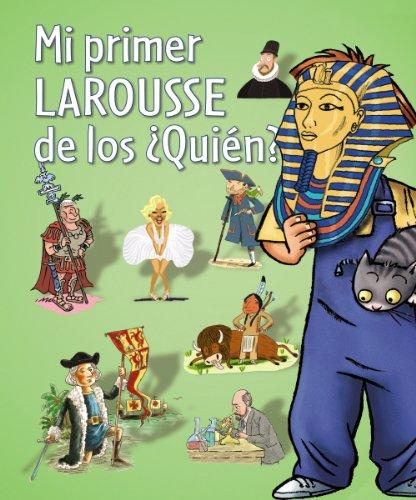 9788480169608: Mi primer Larousse de los ¿quién? (Larousse - Infantil / Juvenil - Castellano - A Partir De 5/6 Años)