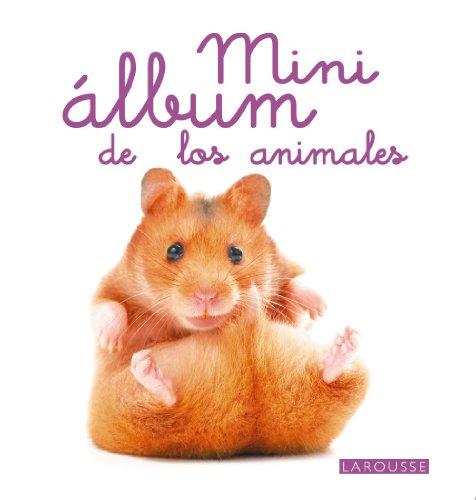 9788480169974: Mini Álbum Larousse de los animales (Larousse - Infantil / Juvenil - Castellano - A Partir De 3 Años)