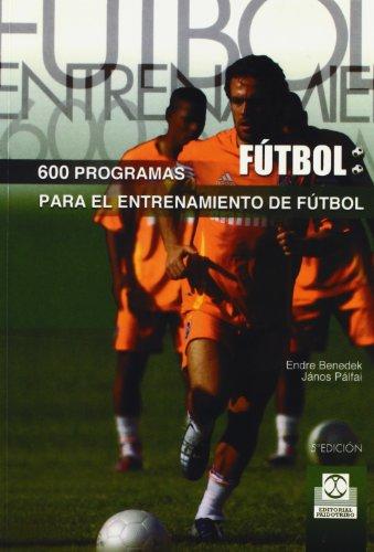 9788480190602: 600 Programas de Entrenamiento de Futbol (Coleccion Futbol) (Spanish Edition)