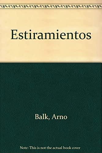 9788480191104: Estiramientos (Spanish Edition)