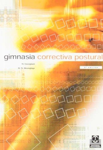 9788480192002: Gimnasia Correctiva Postural (Spanish Edition)