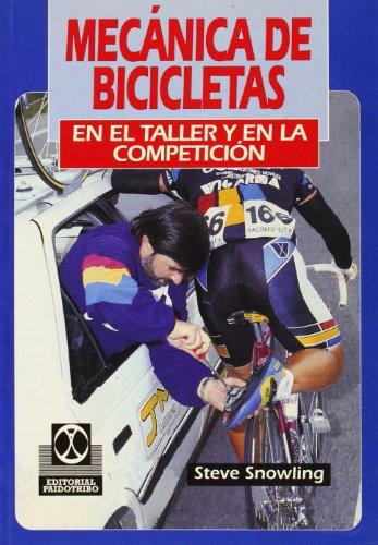 9788480192194: Mecanica de Bicicletas (Spanish Edition)
