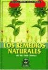 9788480192620: Los Remedios Naturales (Spanish Edition)