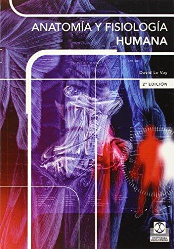 9788480194136: ANATOMÍA Y FISIOLOGÍA HUMANA (Spanish Edition)