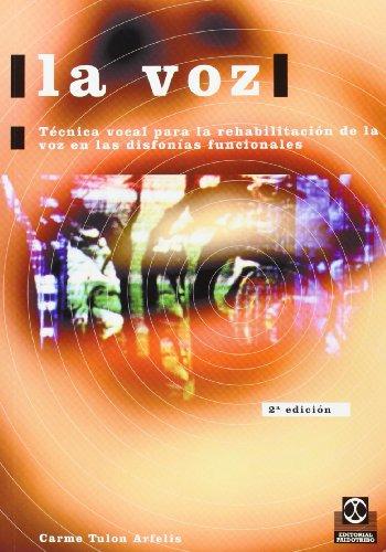 9788480194914: La Voz (Spanish Edition)