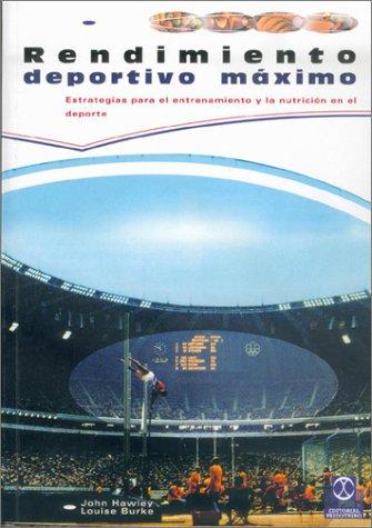 9788480194969: Rendimiento Deportivo Maximo (Spanish Edition)