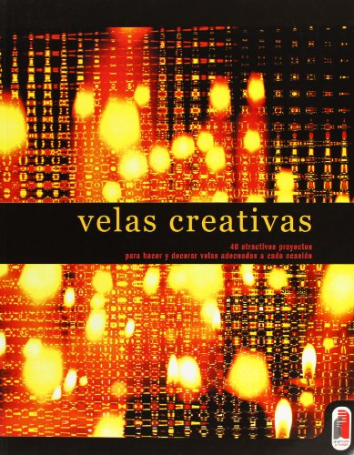 9788480195485: Velas Creativas (Spanish Edition)