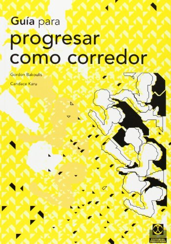 9788480195539: Guia Para Progresar Como Corredor (Deportes)