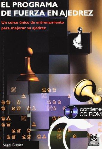 9788480195676: Programa de Fuerza En Ajedrez (Spanish Edition)