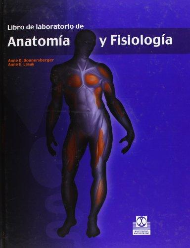 9788480196529: Libro de laboratorio de anatomía y fisiología