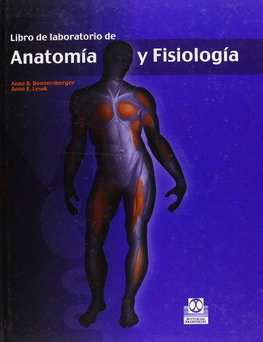 9788480196529: Libro de Laboratorio de Anatomia y Fisiologia (Spanish Edition)