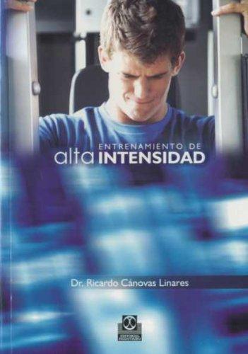 9788480196666: Entrenamiento de Alta Intensidad (Deportes)