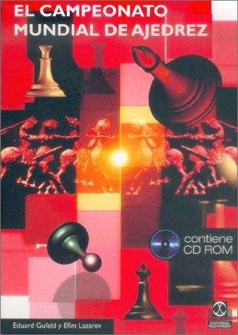 9788480196796: Campeonato mundial de ajedrez, el