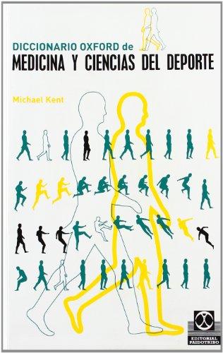 9788480197168: Diccionario Oxford de Medicina y Ciencias del DePorte