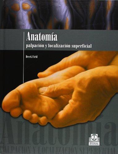 9788480197359: ANATOMÍA. Palpación y localización superficial (Color) (Medicina)