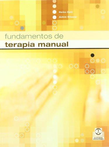 9788480197816: Fundamentos de terapia manual (Terapia Manual Pasiva)