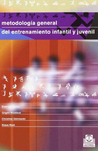 9788480197922: Metodología General Del Entrenamiento Infantil Y Juvenil (Spanish Edition)