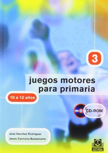 Juegos Motores Para La Primaria 10/12 Anos: Janot, Jaume Bantula