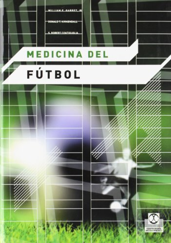 Medicina del futbol / The U.S. Soccer: Garret, William E./