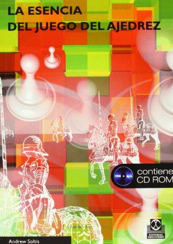 9788480198363: ESENCIA DEL JUEGO DEL AJEDREZ, LA (Libro+CD)