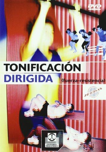 9788480198530: DVD. TONIFICACIÓN DIRIGIDA. Fuerza-Resistencia (Spanish Edition)