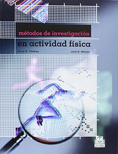9788480198707: Métodos de investigación en actividad física (Spanish Edition)