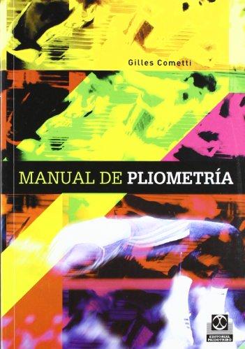 9788480199742: Manual de pliometria (Spanish Edition)