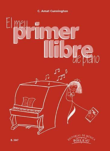 9788480201384: El meu primer llibre de piano